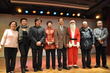 2012 Christmas Party for the Elderly
